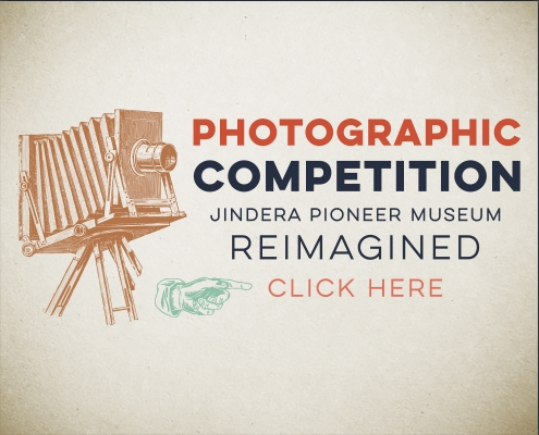Jindera Pioneer Museum Photography Competition Poster