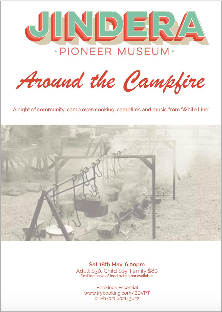 Around the Campfire Jindera Pioneer Museum