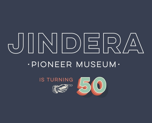 Jindera Museum is 50